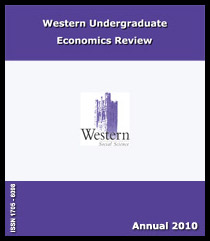 Western Undergraduate Economics Review 2010